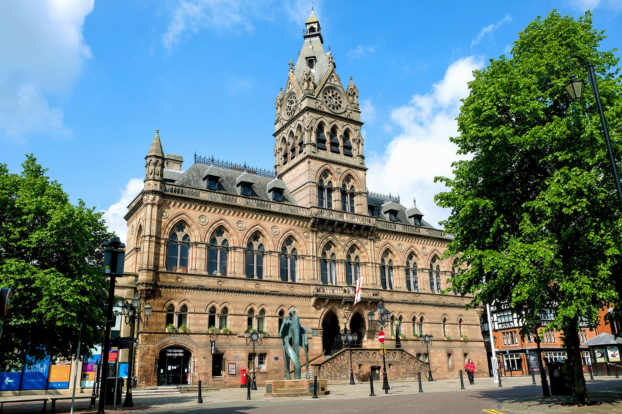 Chester Town Hall by Jeff Buck.jpg