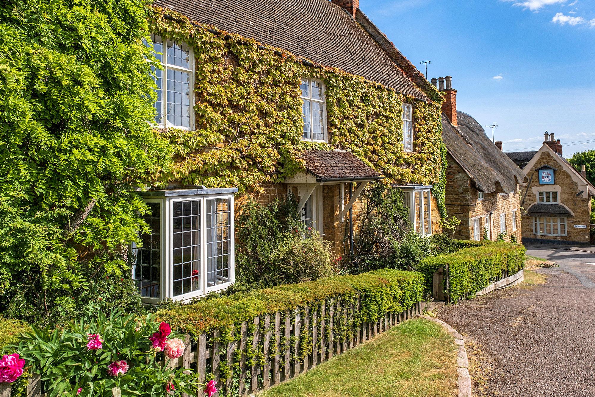 Hallaton, Leicestershire by Jim Monk.jpg