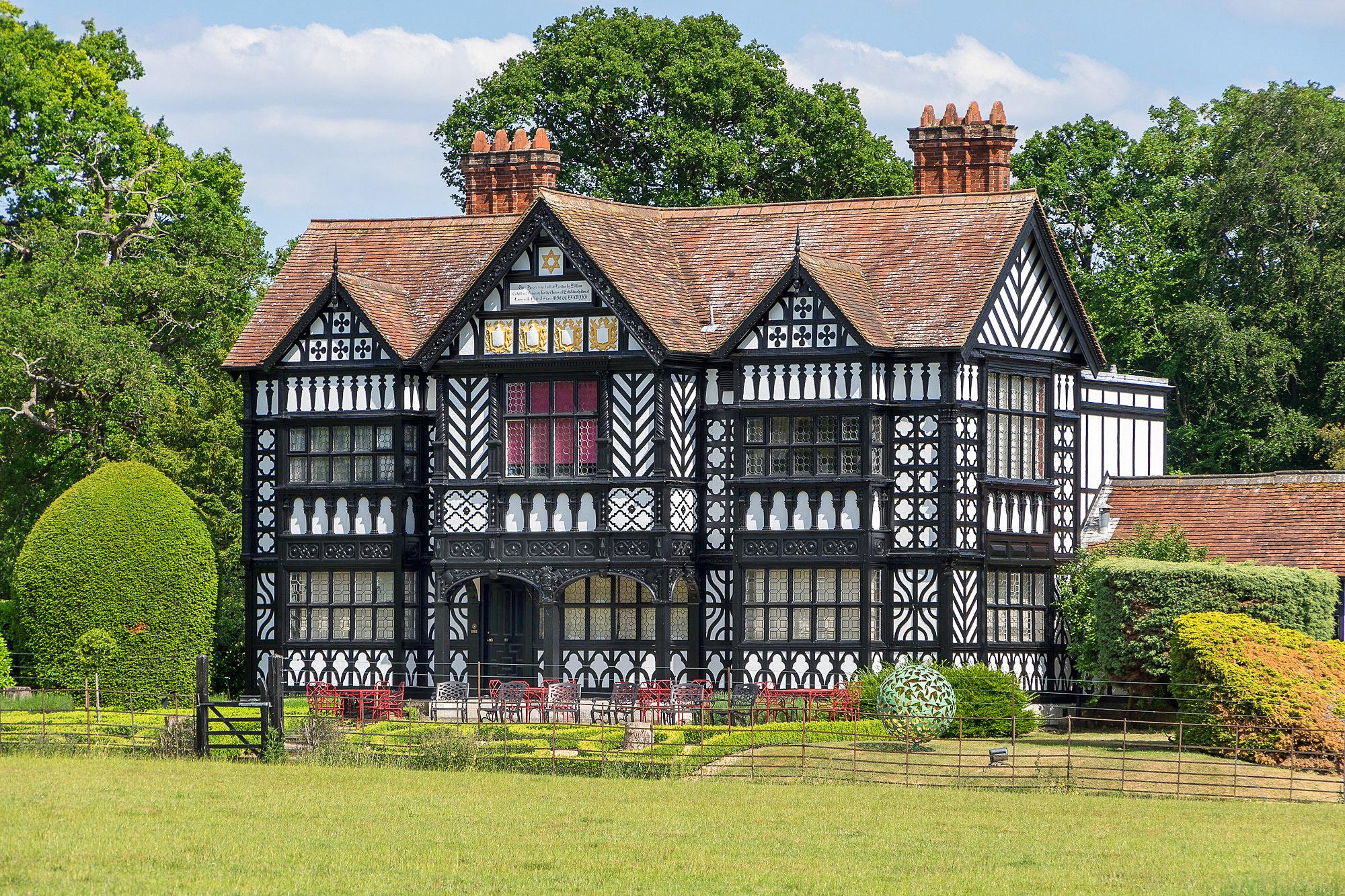 Paris House, Woburn, Bedfordshire by Ken Barley.jpg