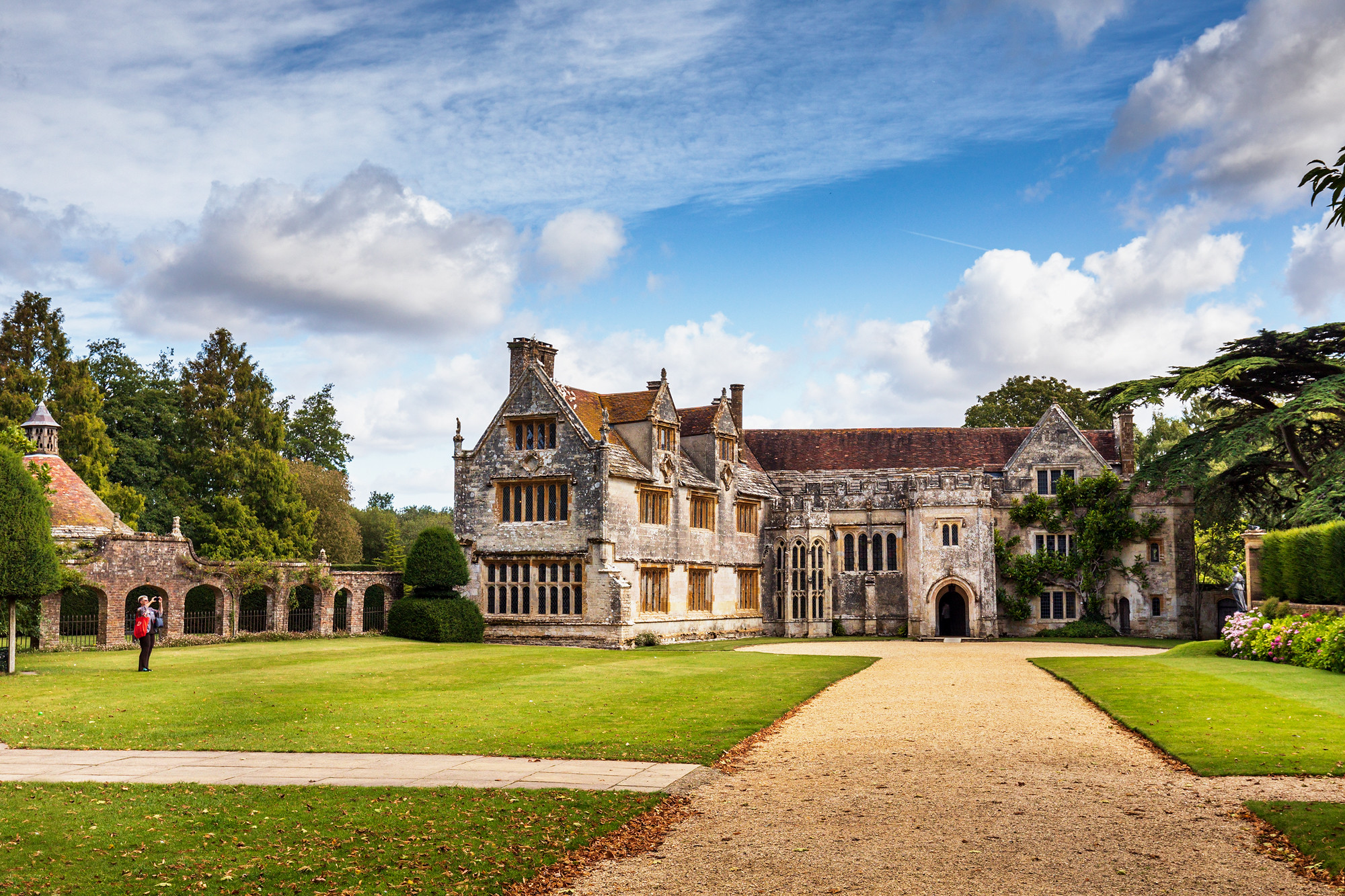 Athelhampton House & Gardens, Dorset by Jim Monk.jpg