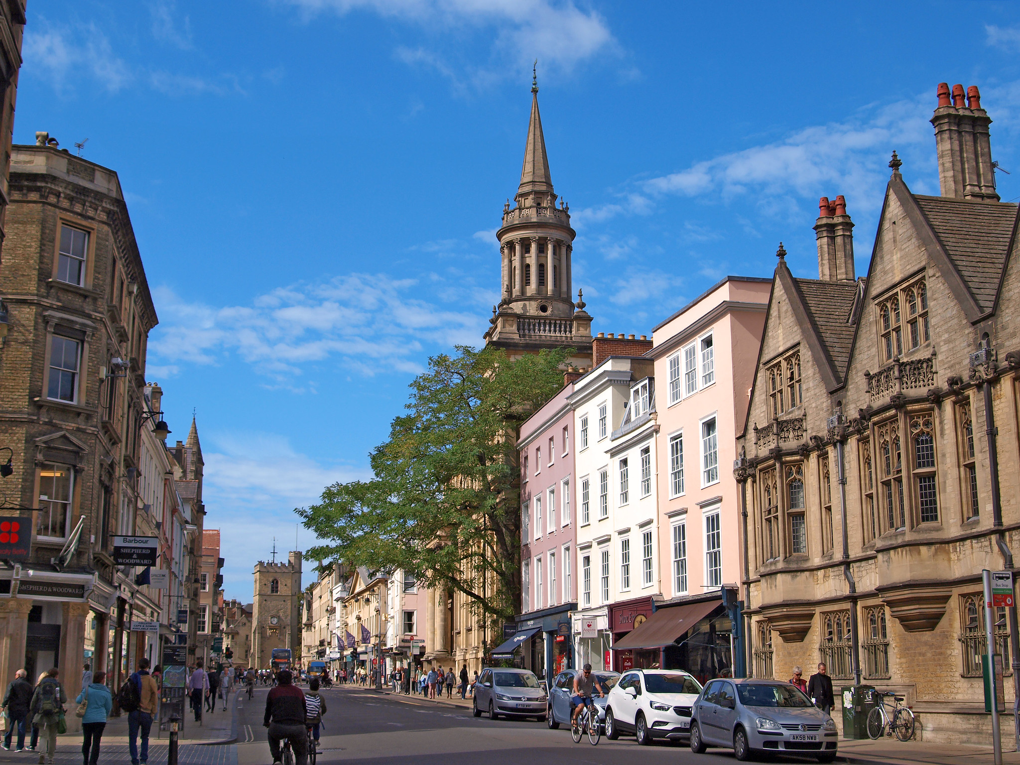 The High, Oxford by Andrew S Brown.jpg