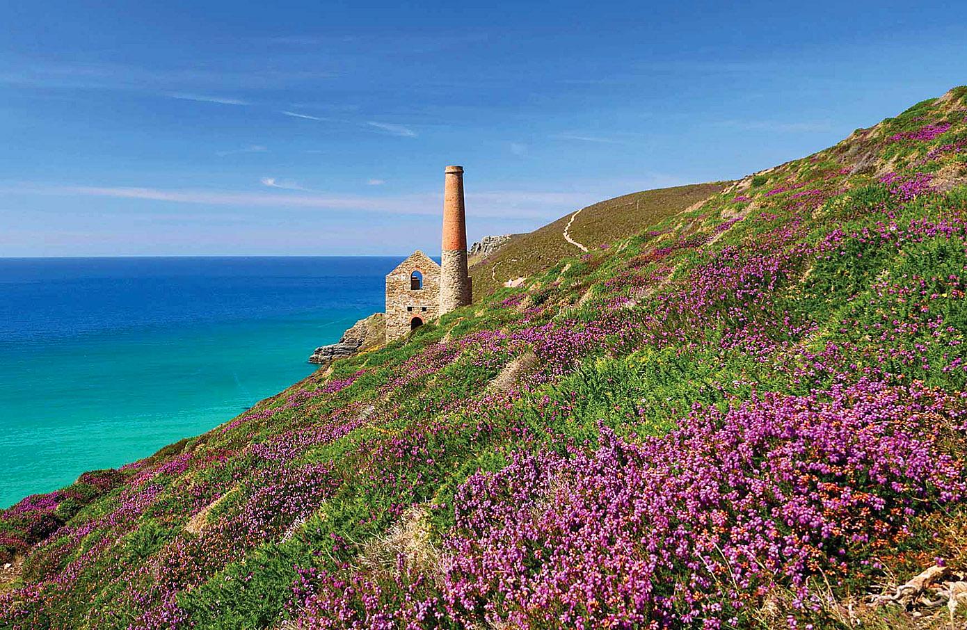 St Agnes, Cornwall by John Husband.jpg