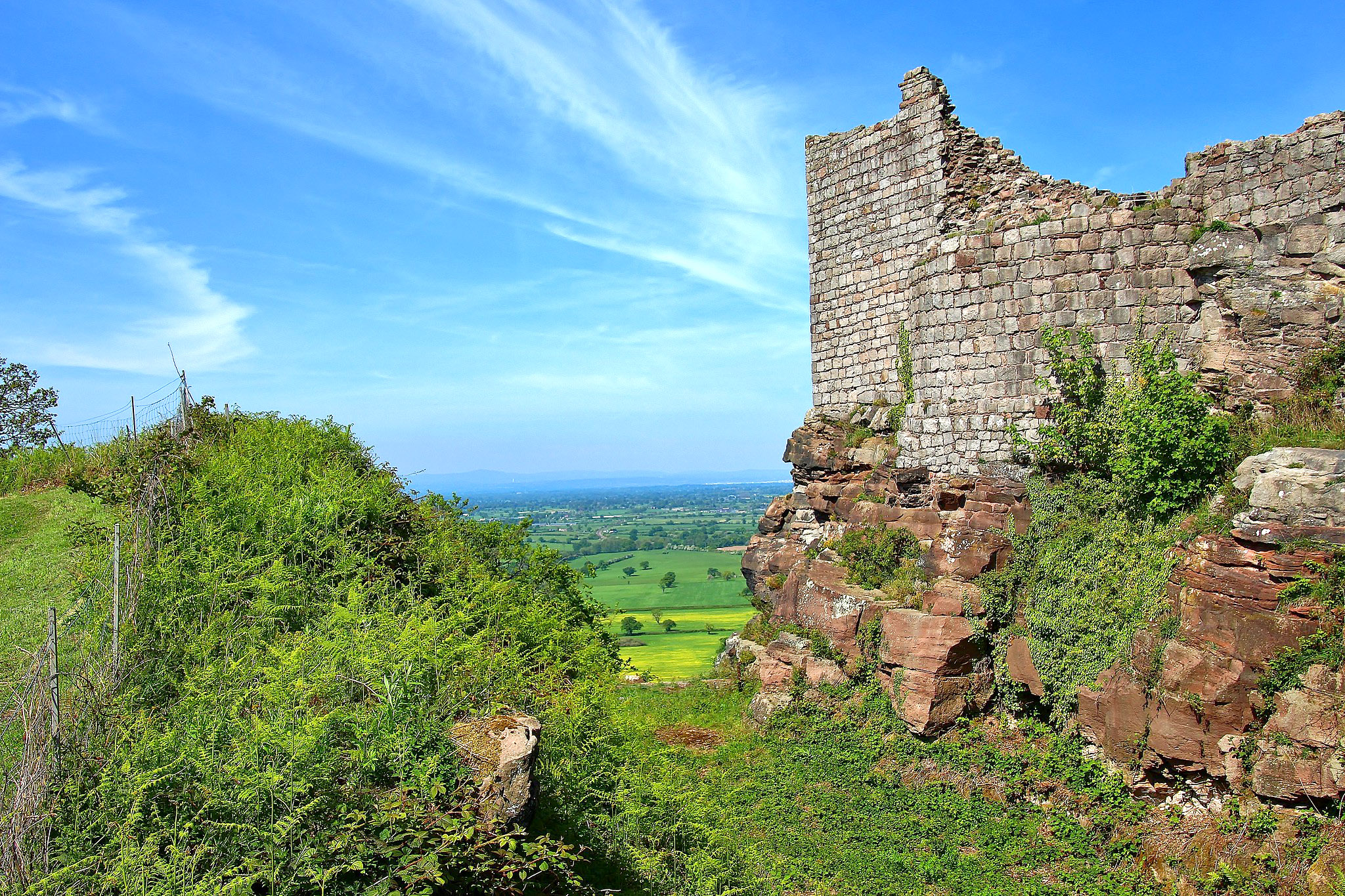 View from Beeston Castle by Eddie Crutchley.jpg