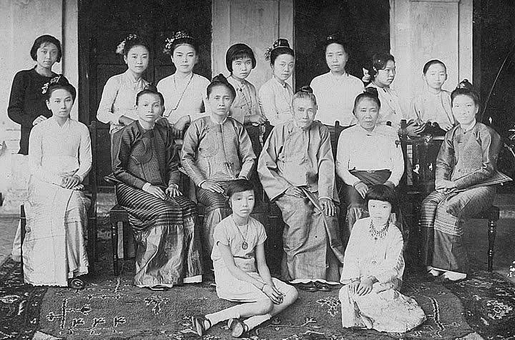 1912 Matriarchs chiangtung royals kentung lanna, Chiang Rai.JPG
