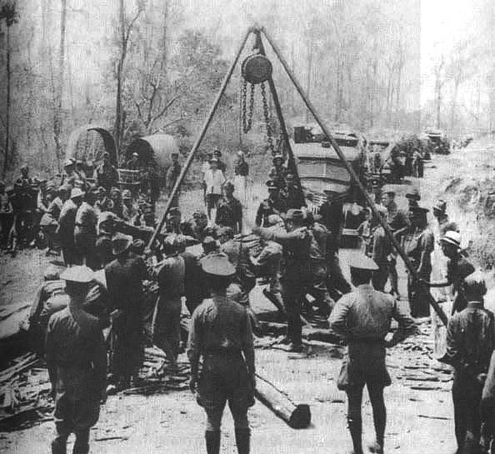 1943 The Lampang-Chiang Rai Railway.jpg