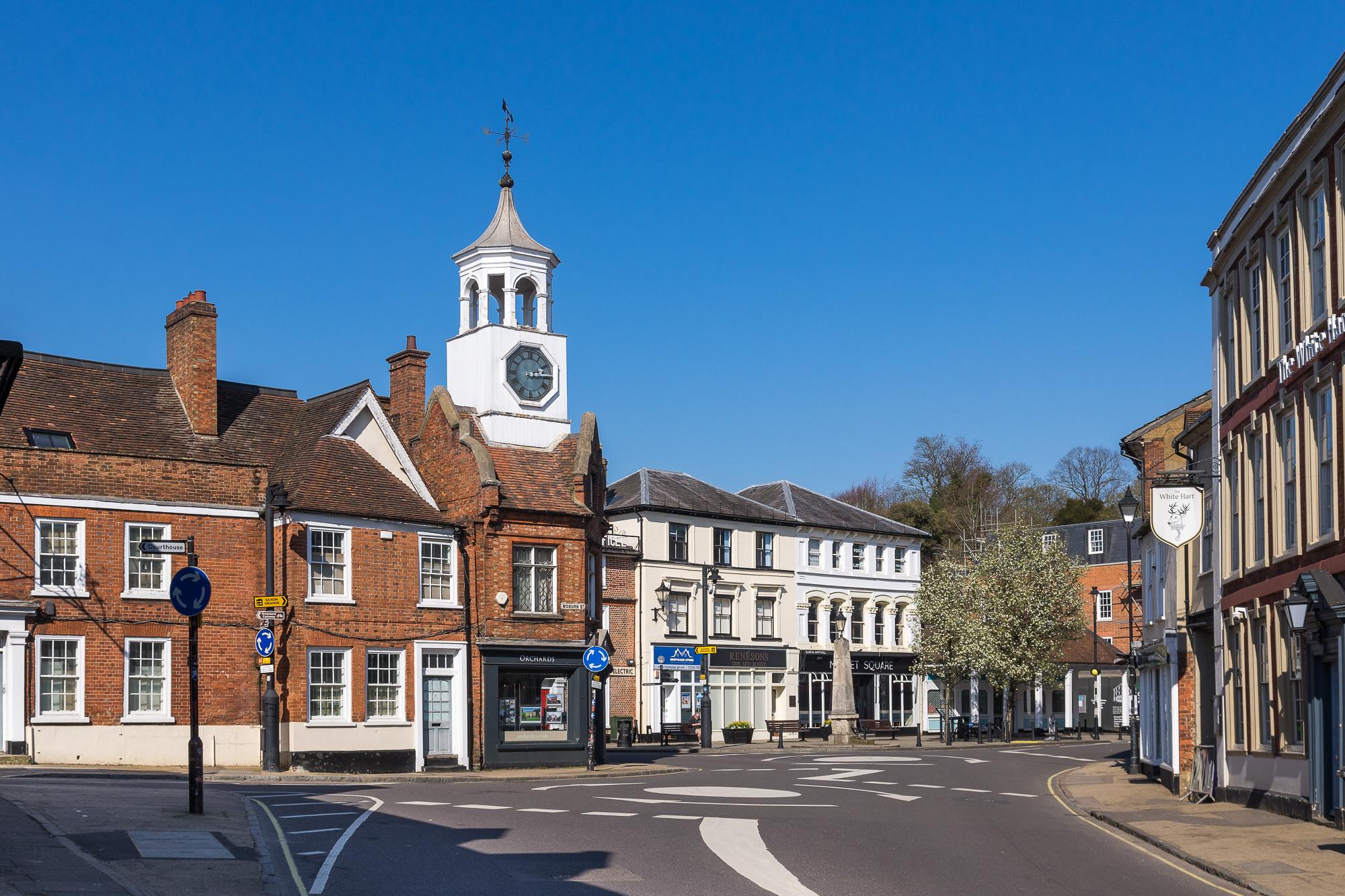 Ampthill, Bedfordshire by Ken Barley.jpg