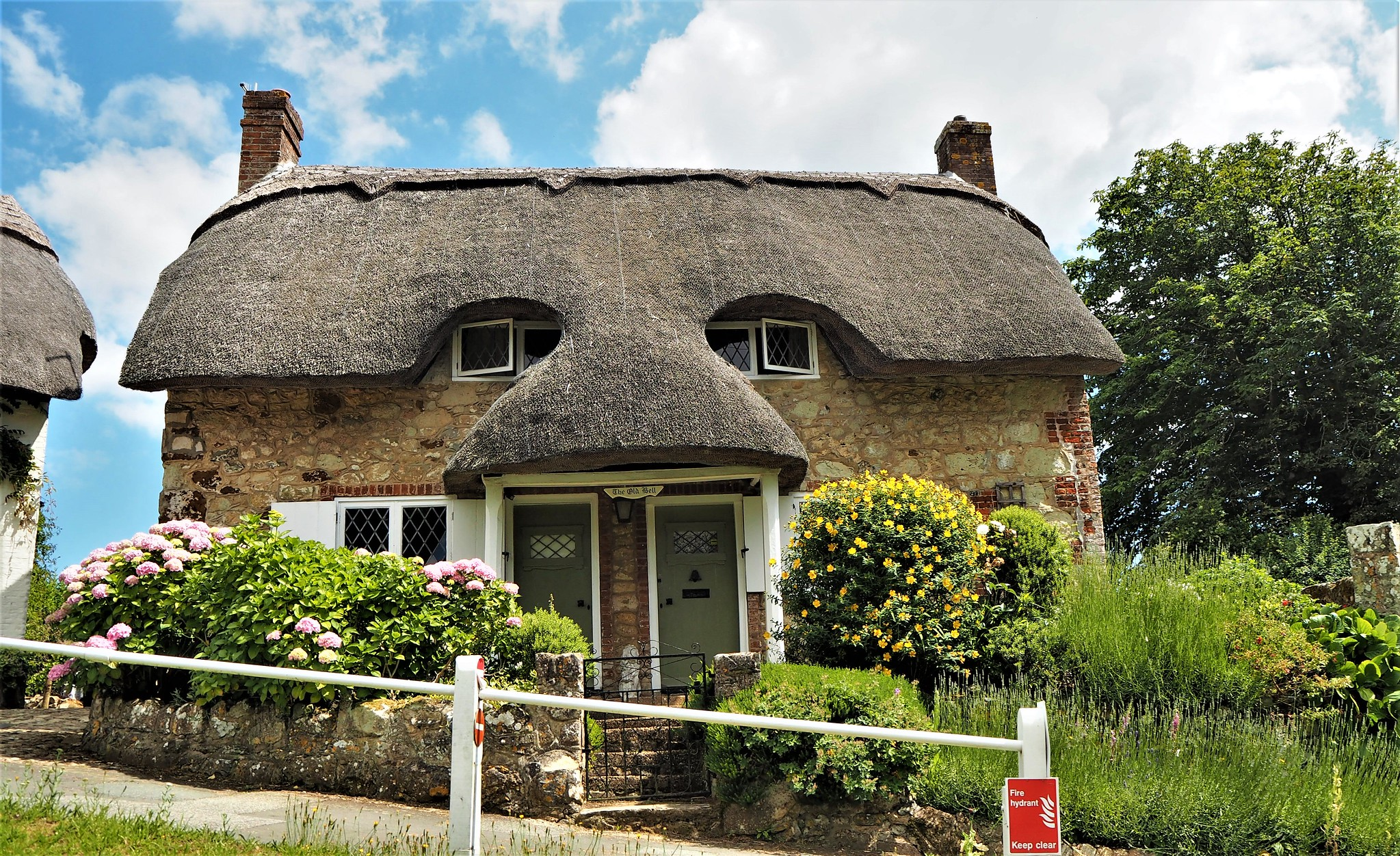 The Perfect Country Cottage,Godshill, Isle of Wight by ManOfYorkshire.jpg
