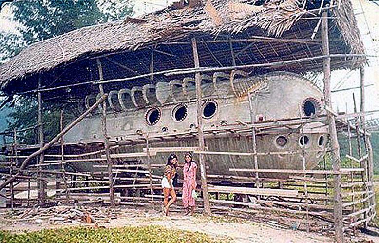 1979 Cement submarine Rawai, Phuket.jpg