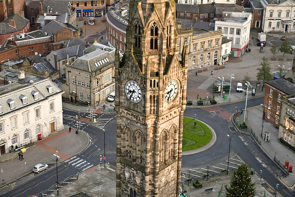 Rochdale Town Hall Clock Tower by Andy Marshall.jpg