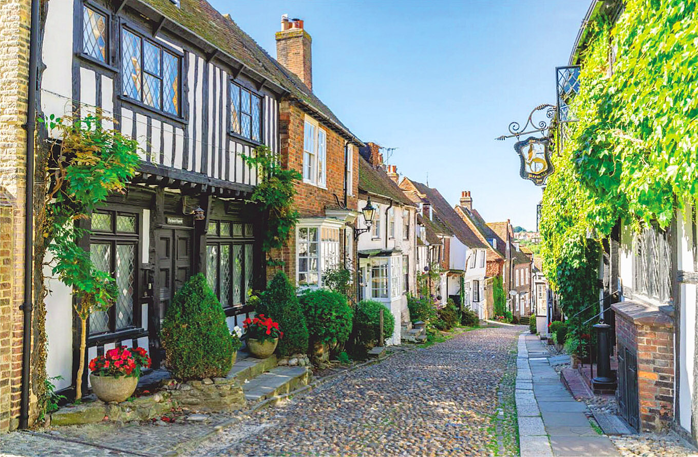 Cobbled streets in Rye, Sussex.jpg