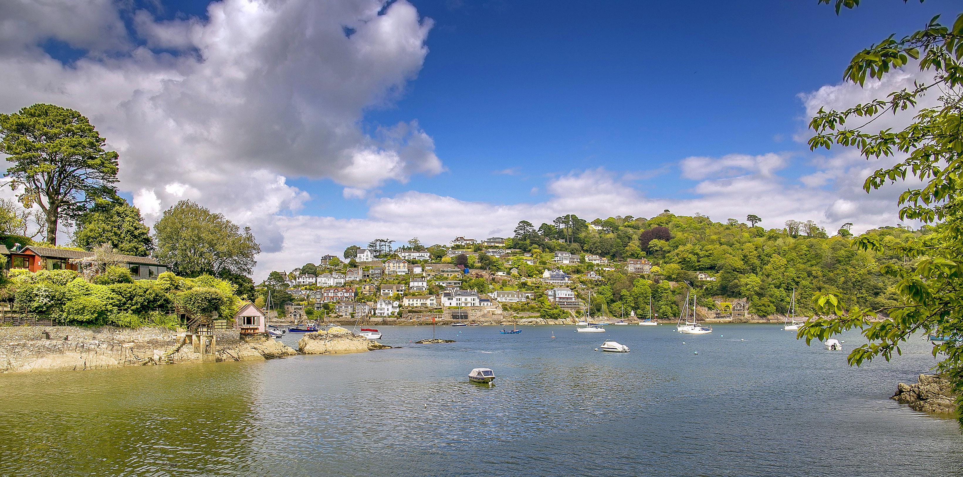 Warfleet Cove, Dartmouth by Steve Mantell.jpg