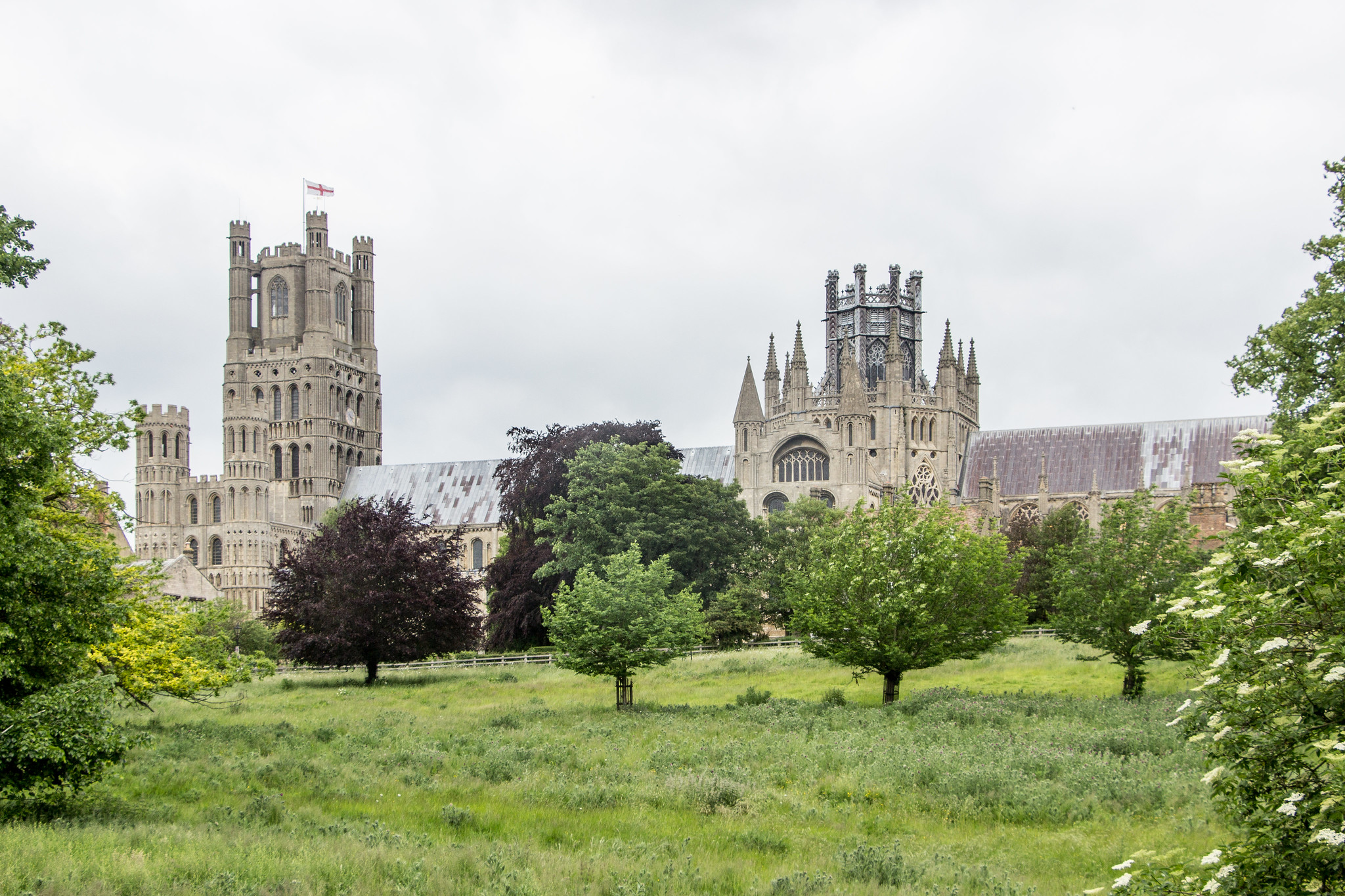 Ely Cathedral, Ely, Cambridgeshire by Billy Wilson.jpg