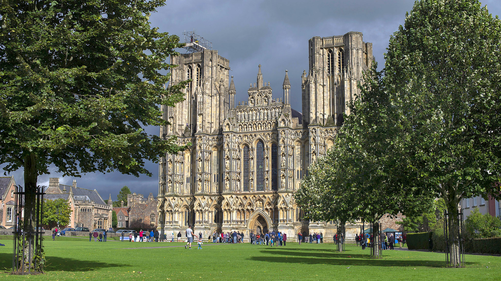 Wells Cathedral, Wells, Somerset by Richard.jpg