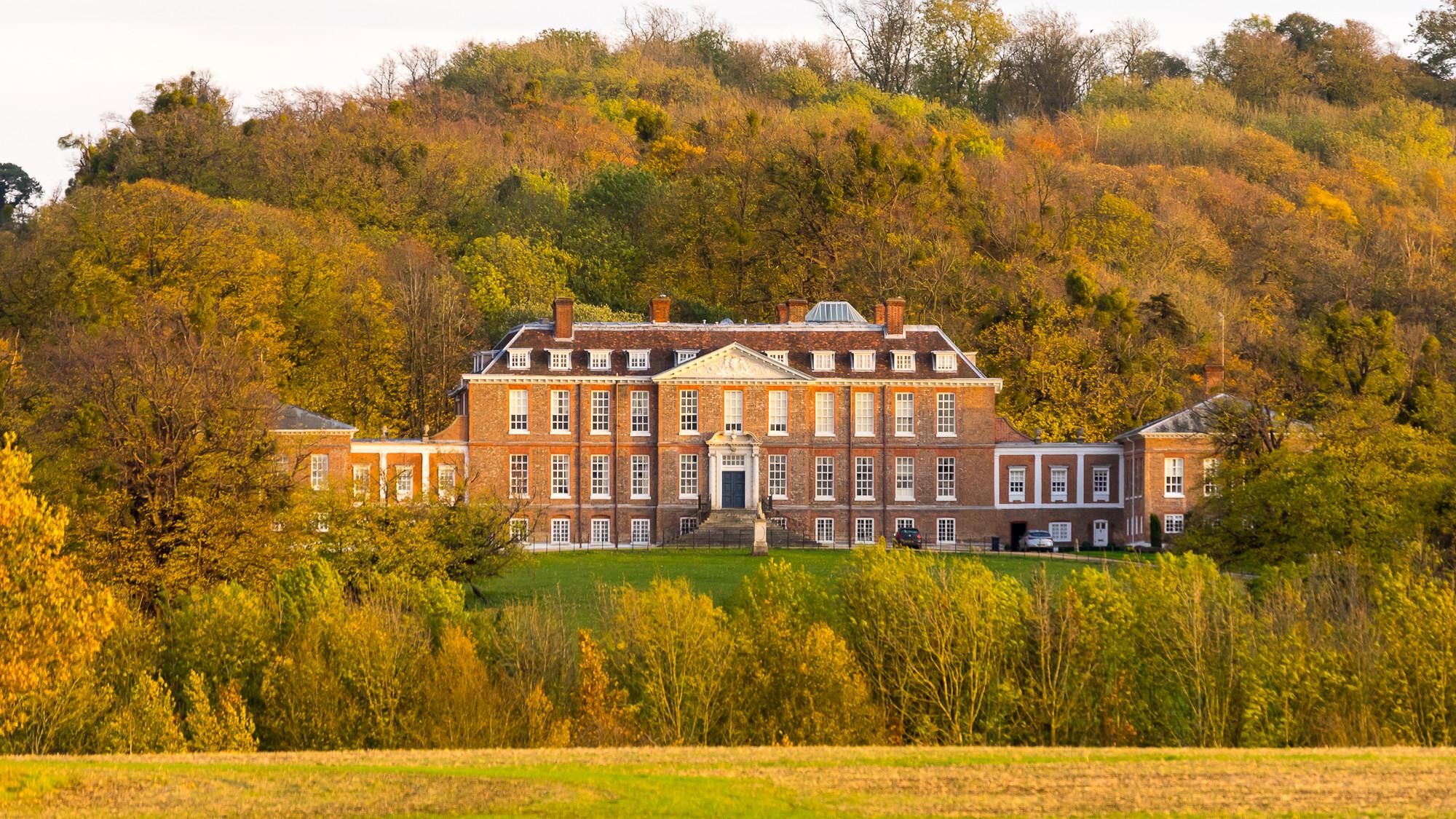 Ampthill Park House, Bedfordshire 2 by Ken Barley.jpg