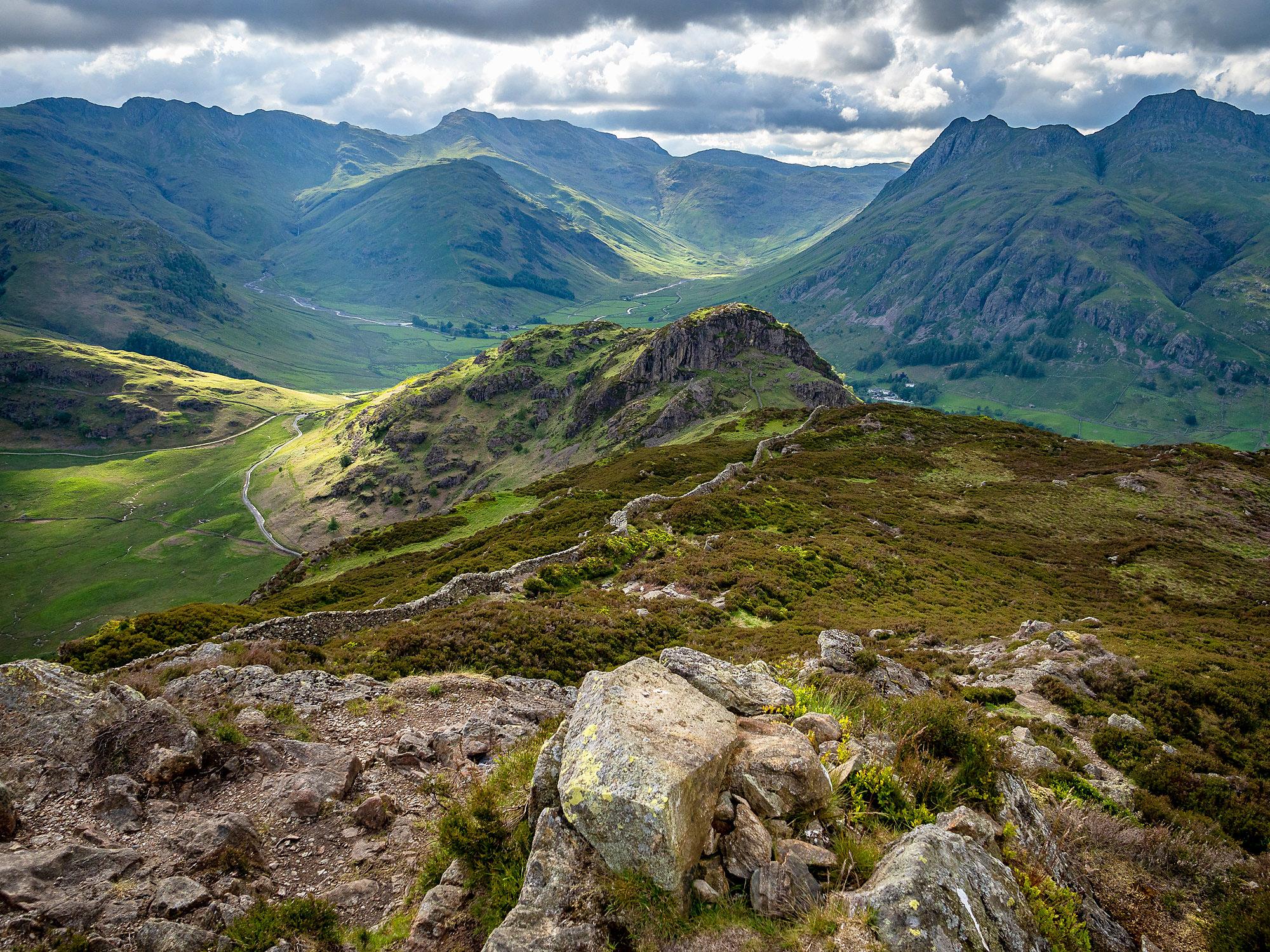 Little Langdale in June, Cumbria by Bob Radlinski.jpg