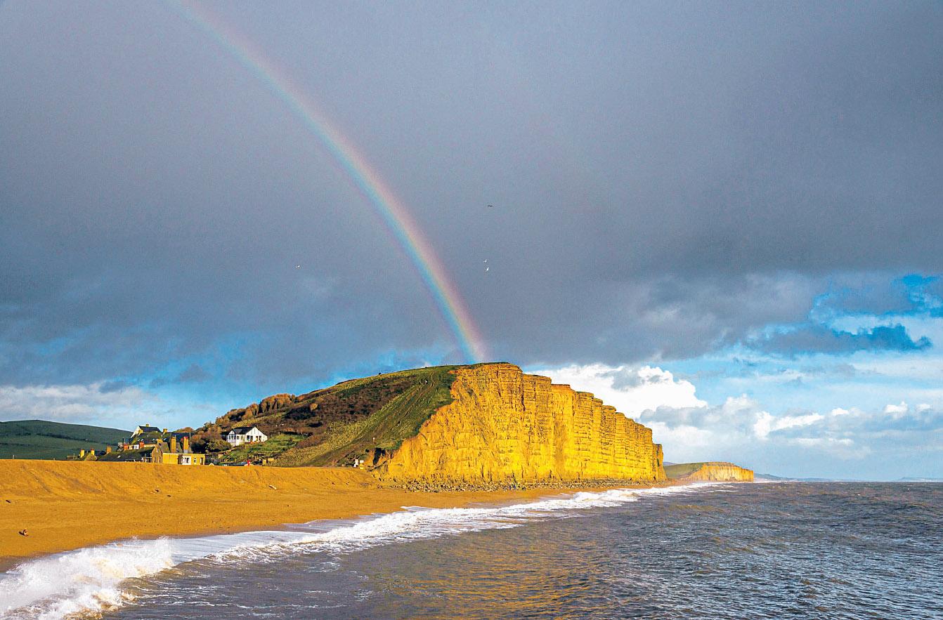 West Bay, Dorset by Graham Hunt.jpg