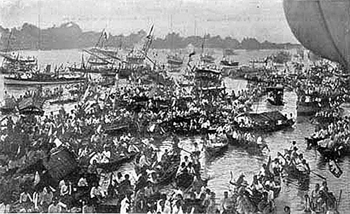 1897 Off-shore from Paknam.jpg