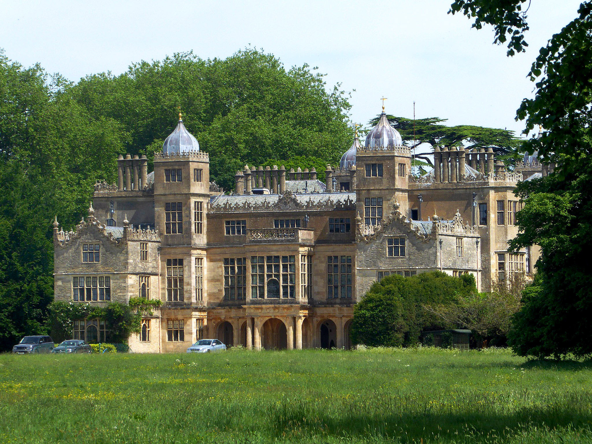 Charlton Park Estate, Wiltshire by Jacquemart.jpg