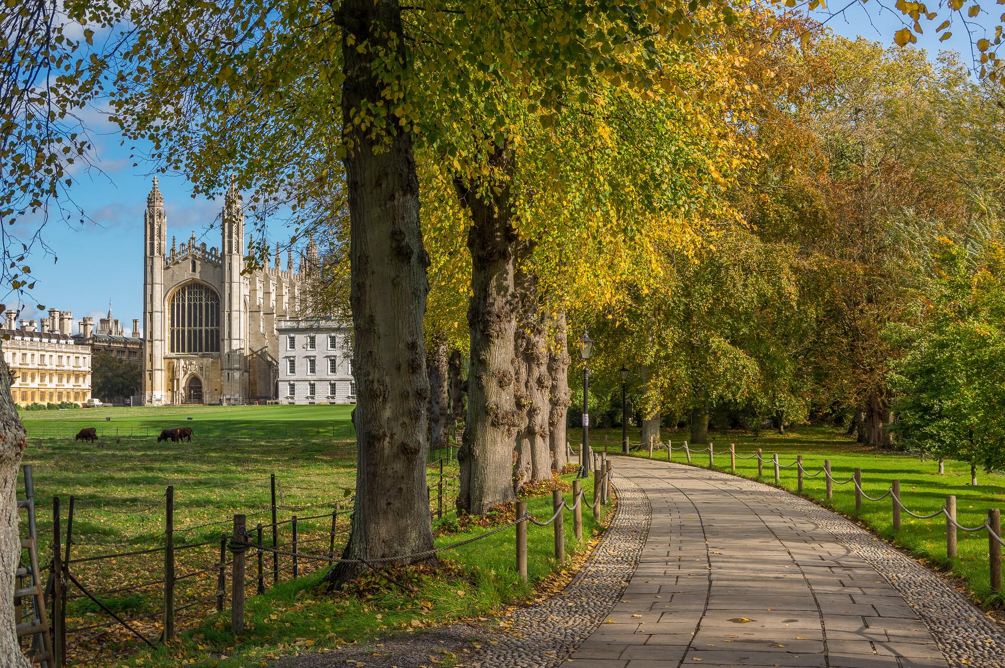 King's College, Cambridge by Ken Barley.jpg