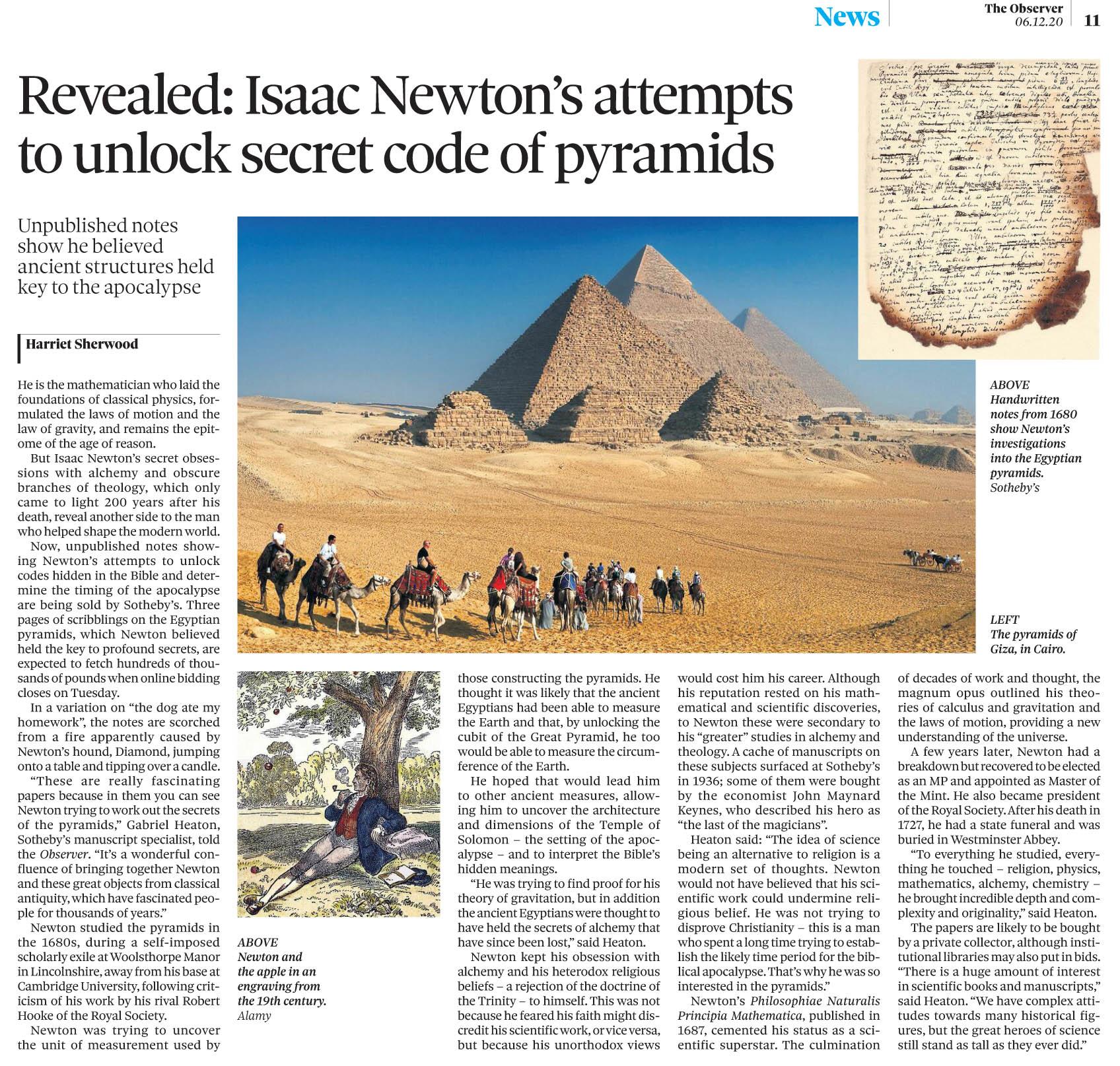 Observer 201206 Newton & Pyramids.jpg