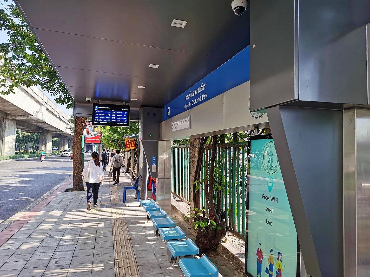 Bangkok New Bus Stop 01.jpg