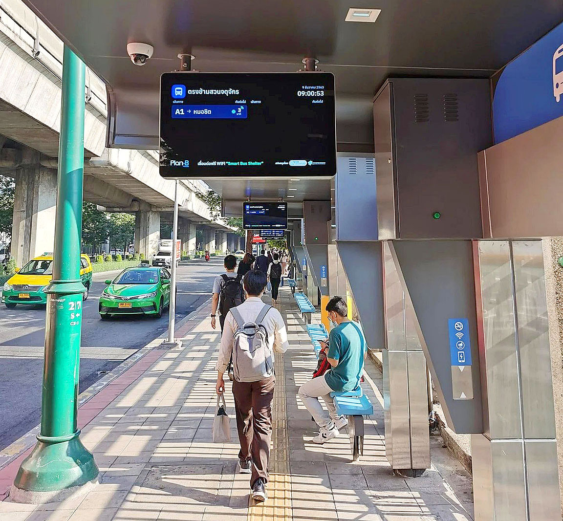 Bangkok New Bus Stop 03.jpg