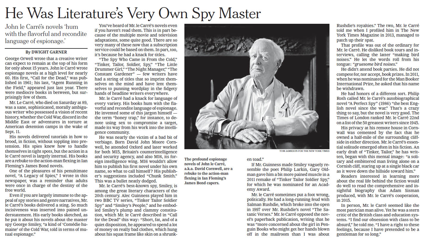 NYT 201215 JLCarre.jpg