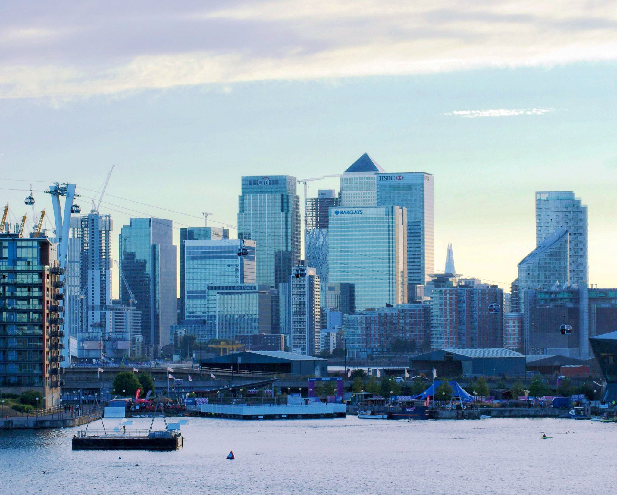 Canary Wharf Cityscape by Lewis Wake.jpg