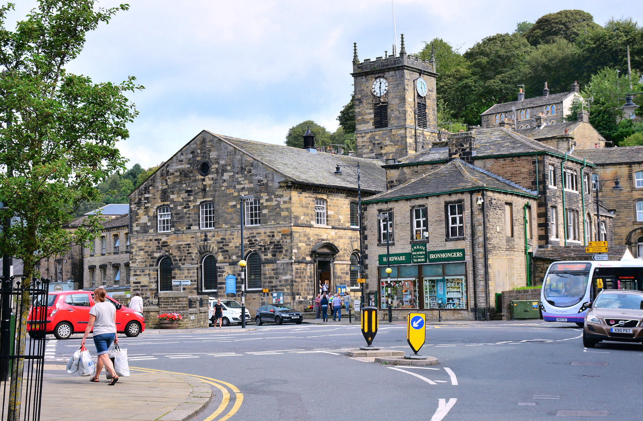 Holmfirth, Holme Valley by Mike McBay.jpg