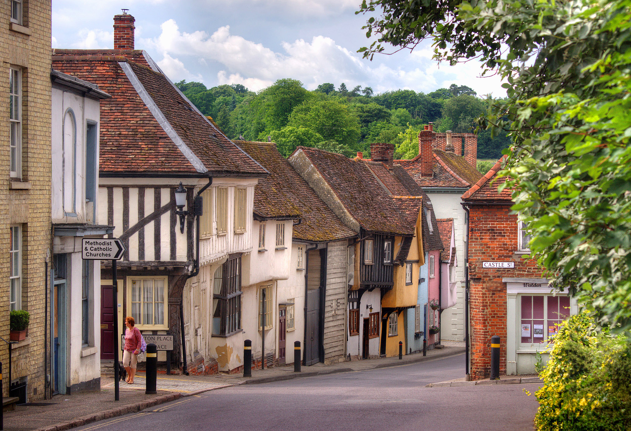 Saffron Walden, Essex by Howard Somerville.jpg