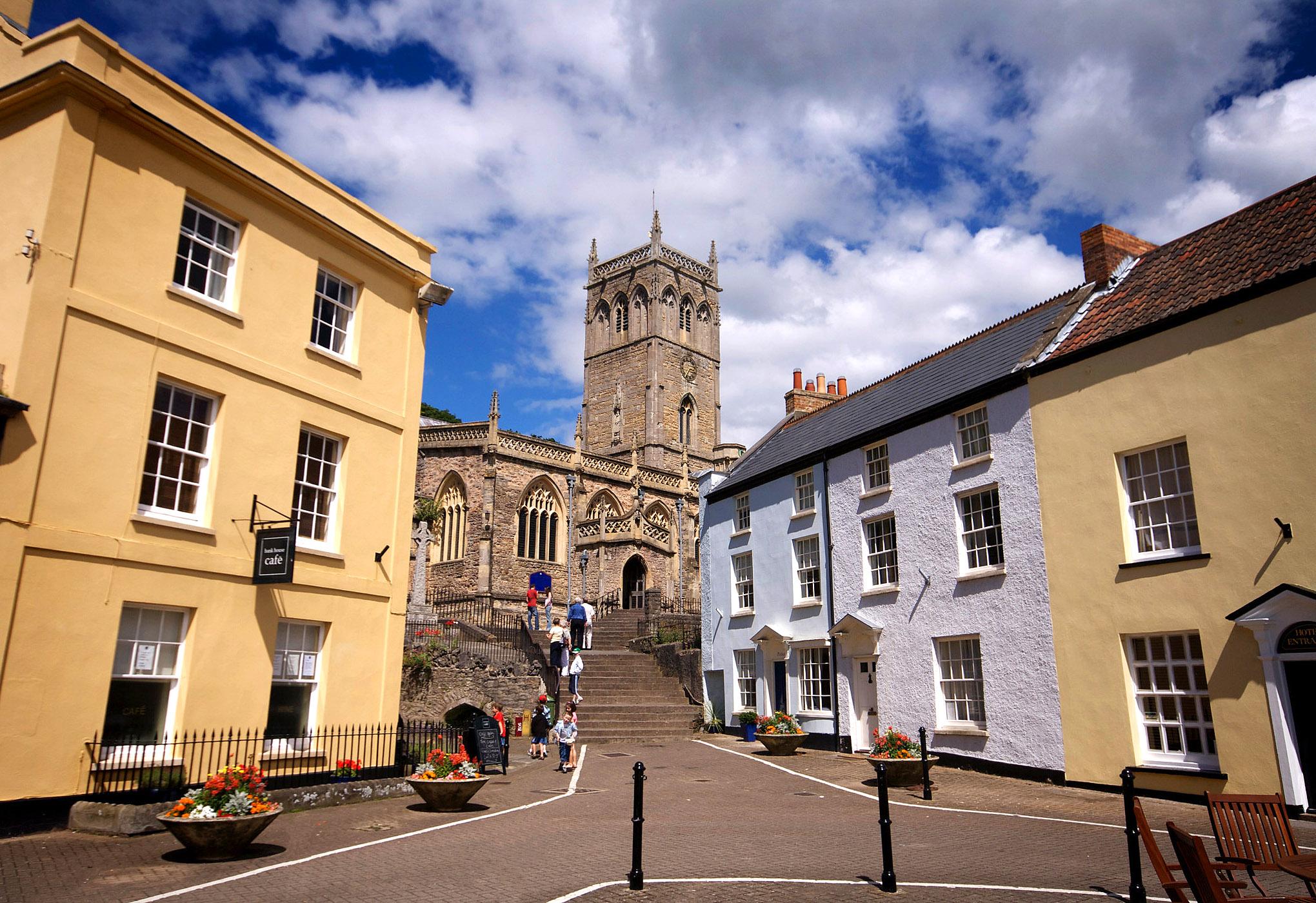 Across the Square, Axbridge, Somerset by Archidave.jpg