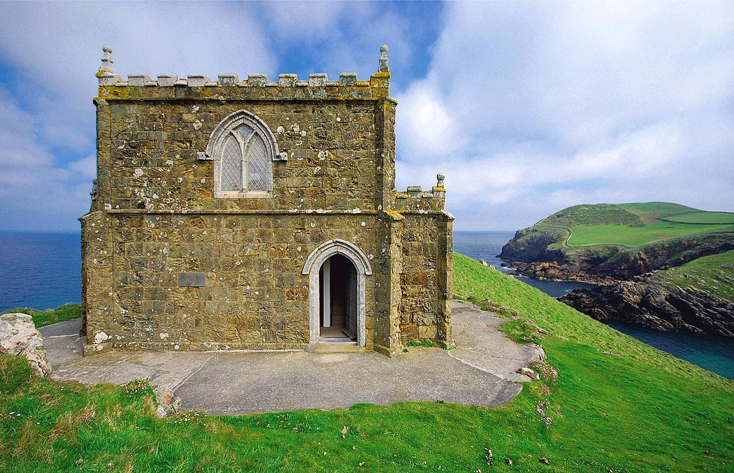 Doyden Castle in North Cornwall.jpg