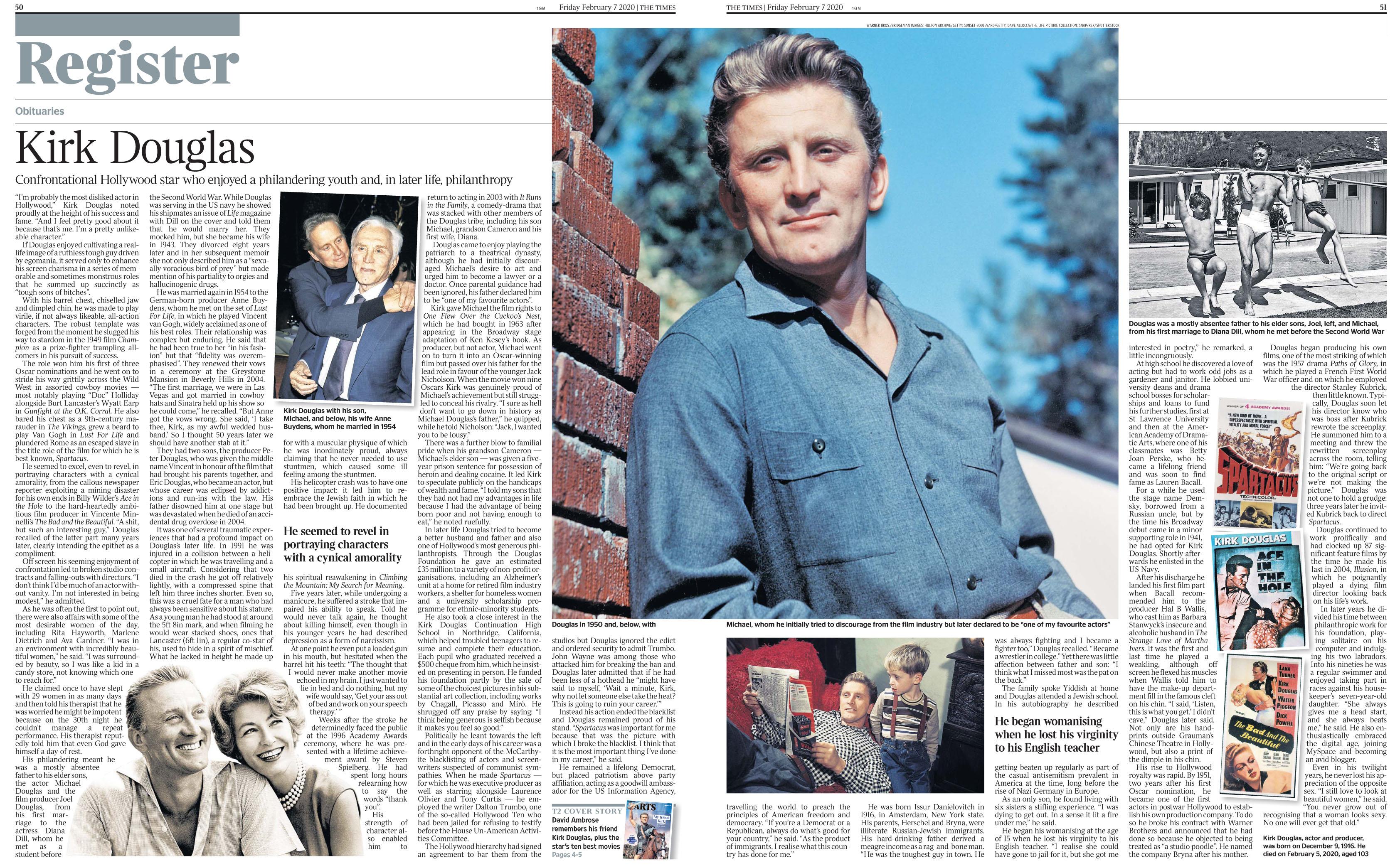 The Times  7 February 2020 KDouglas.jpg