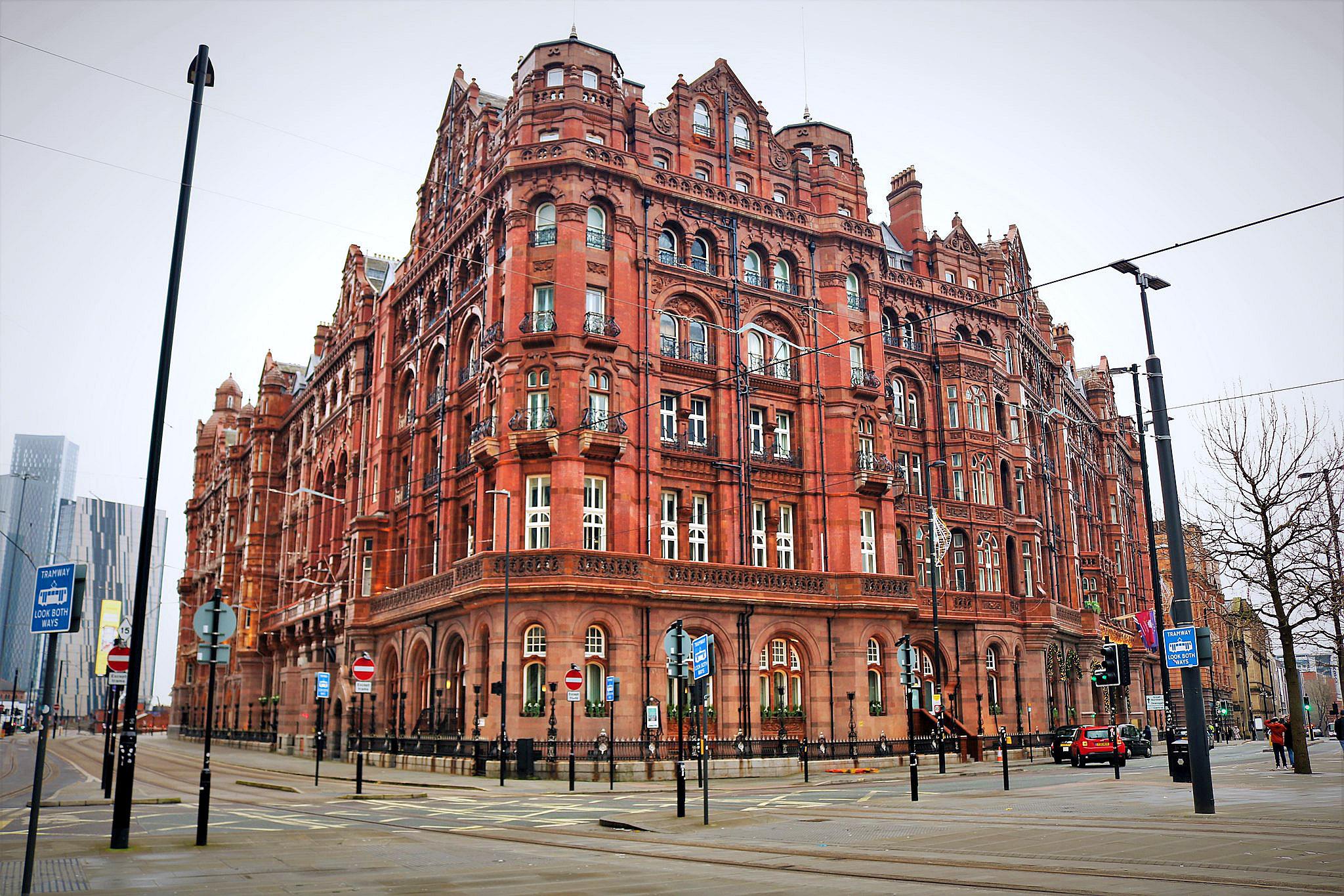 The Midland Hotel Building, Manchester by Fernando Chesso.jpg