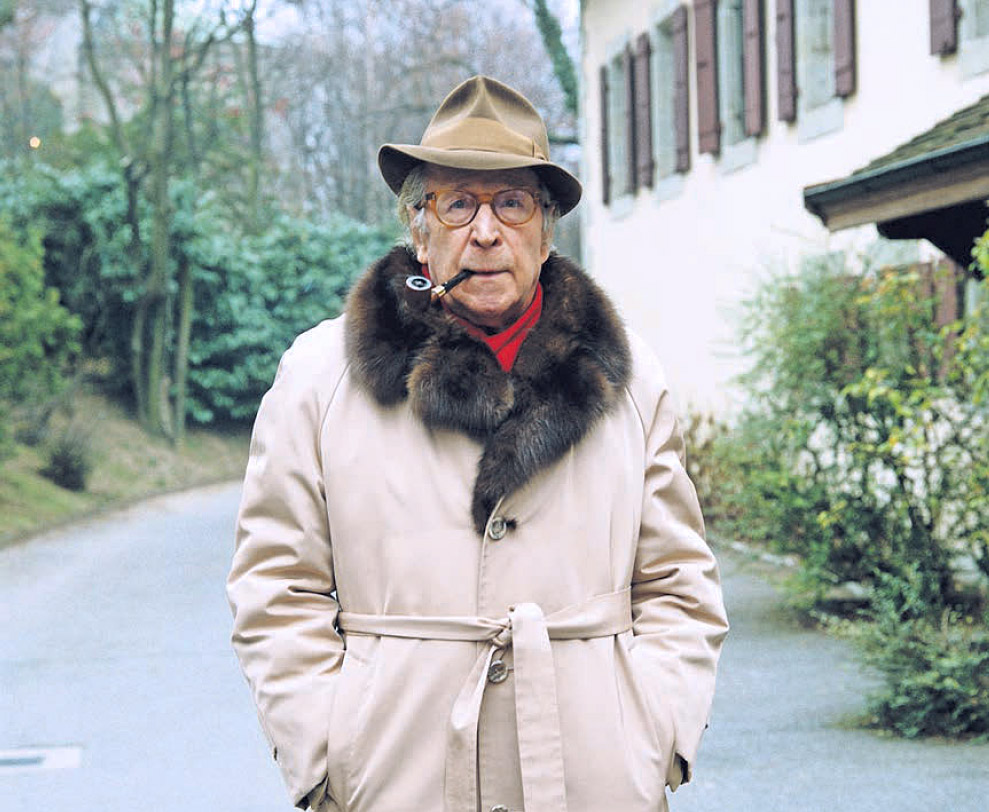 Georges Simenon in May 1984 by David Montgomery.jpg