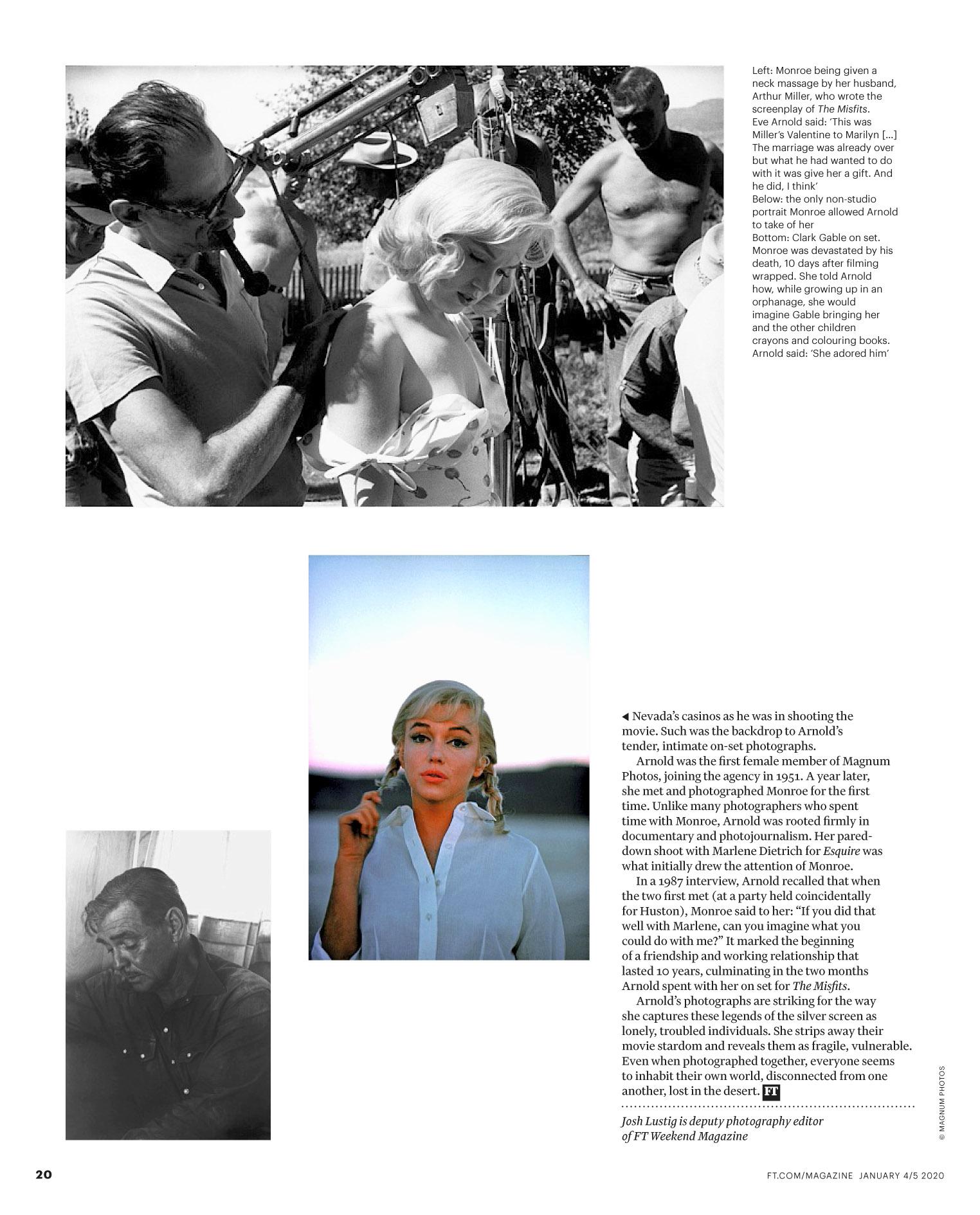 FT Weekend Magazine Jan42020 MMonroe2.jpg