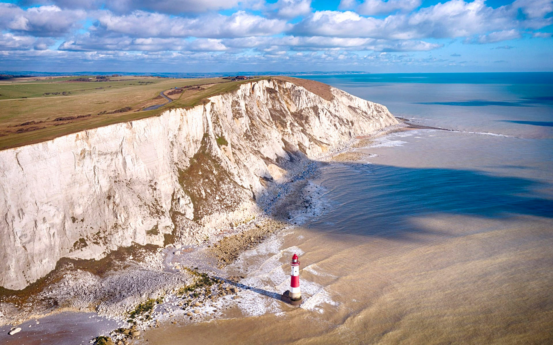 Seven Sisters, Beachy Head, East Sussex by Chris Gorman.jpg