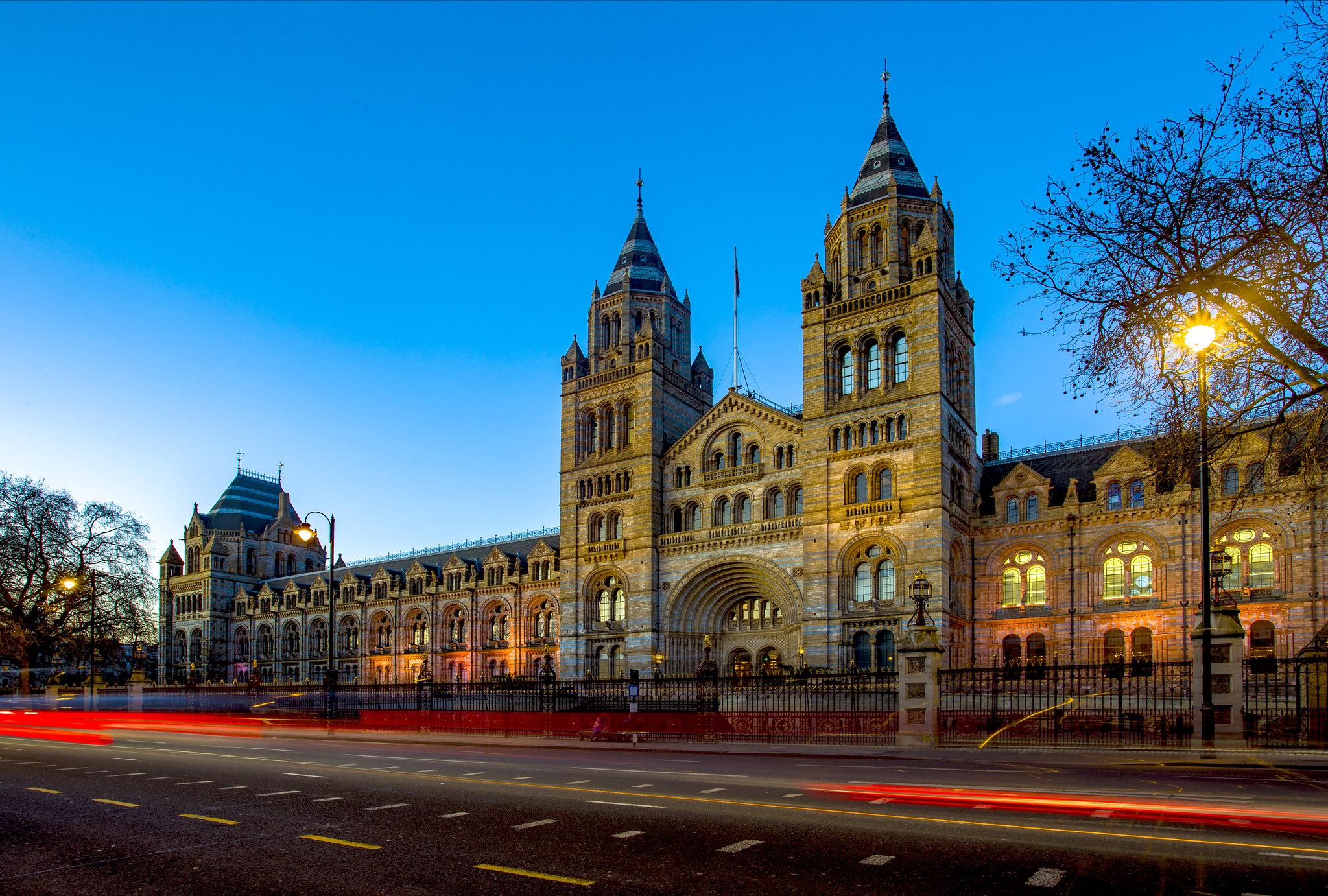 Natural History Museum, North Kensington, Royal Kensington and Chelsea by Steve Mantell.jpg