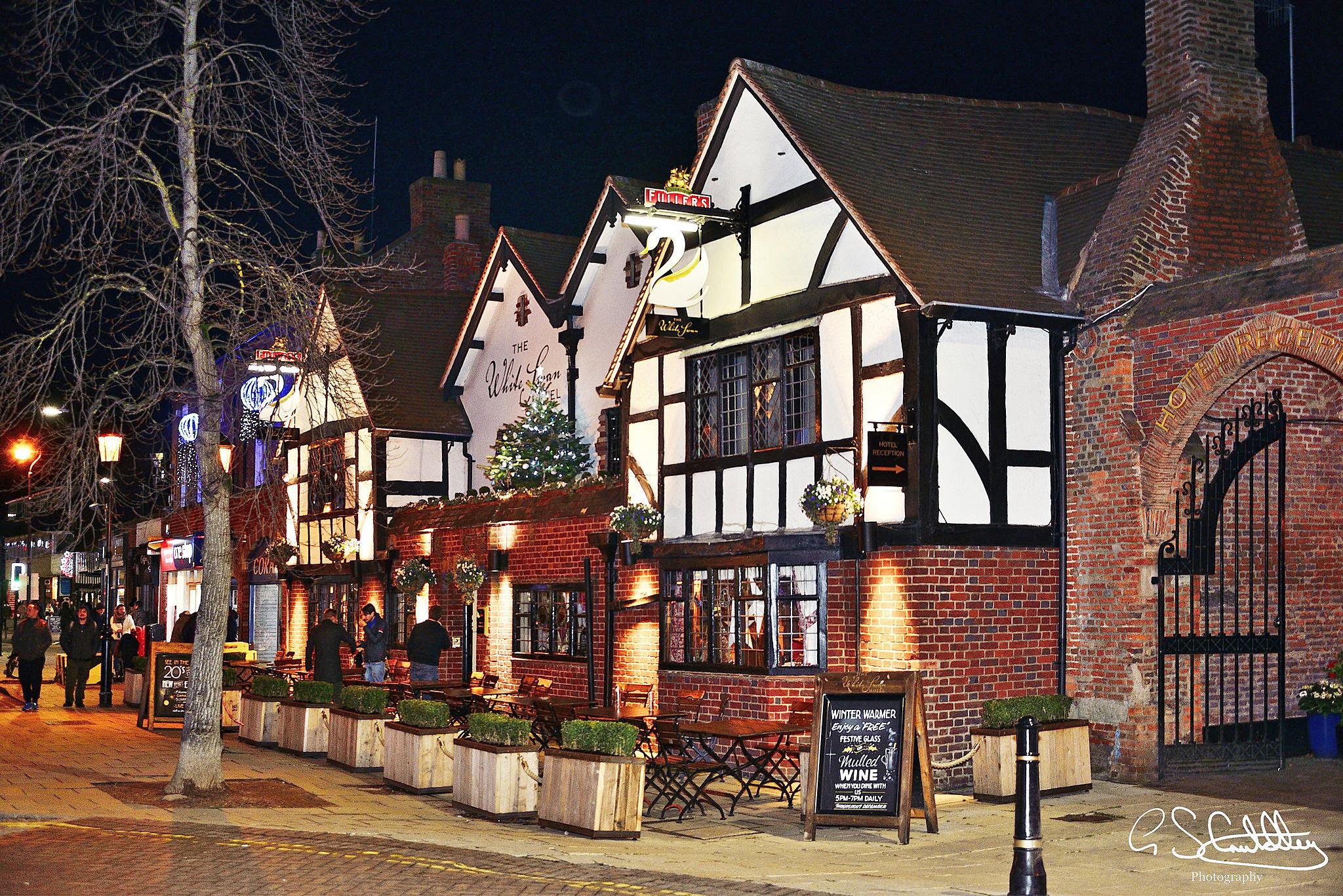 Stratford-Upon-Avon, Warwickshire by Gary S Crutchley.jpg
