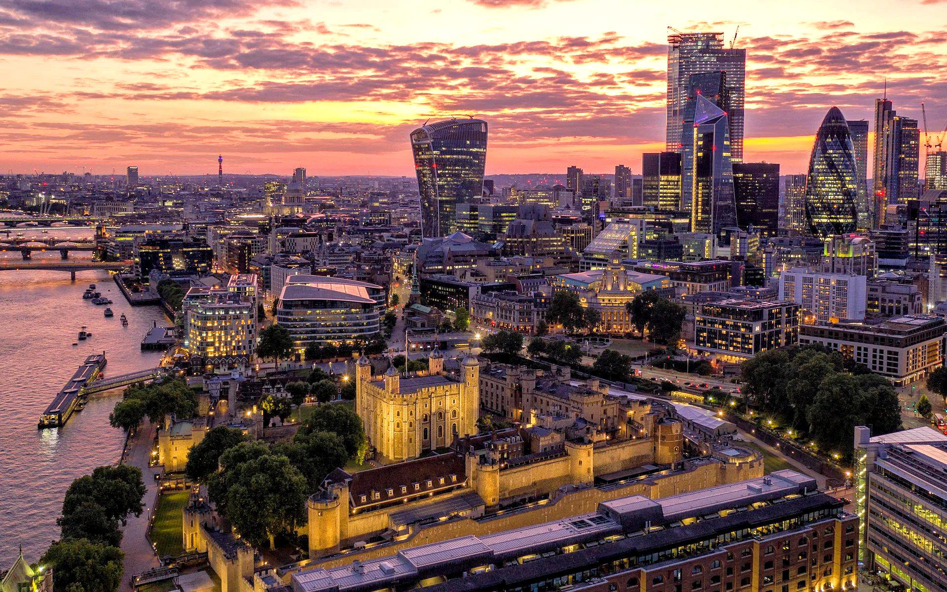 The Tower Of London by Chris Gorman.jpg