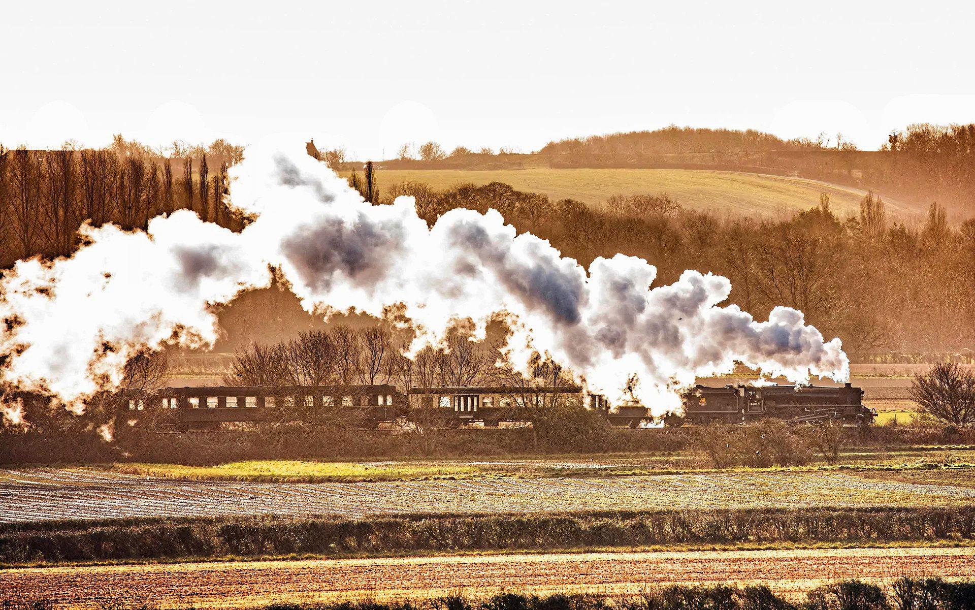Nene Valley Railway, Peterborough, Cambridgeshire by Paul Marriott.jpg