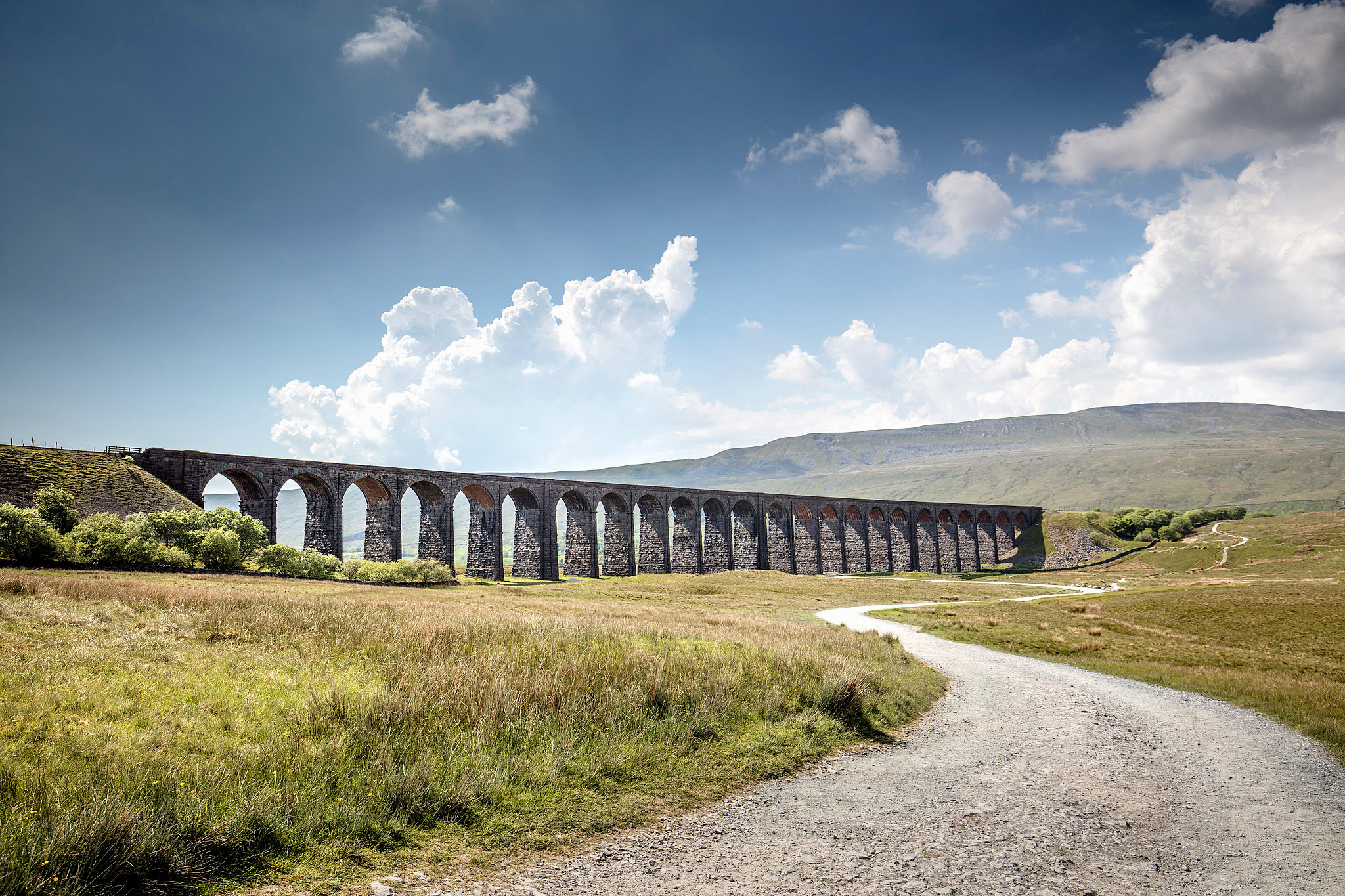 Ribblehead Viaduct by Michael D Beckwith.jpg