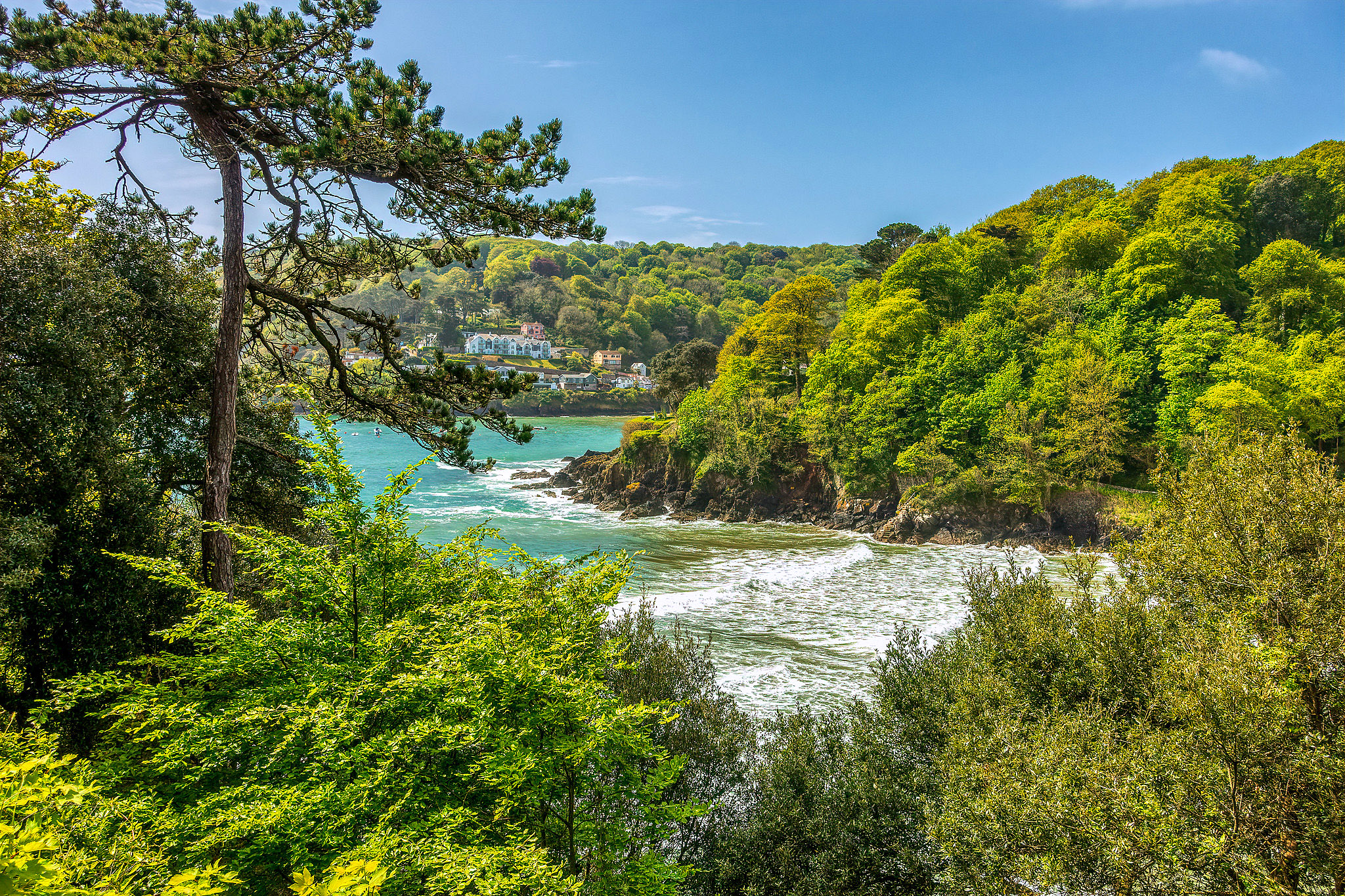 Salcombe, South Hams District 2 by Phil Wild.jpg