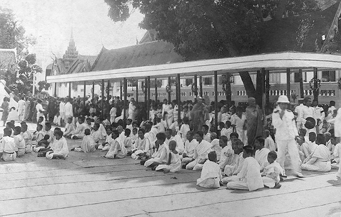 1911 King Chulalongkorn's cremation procession 04.jpg