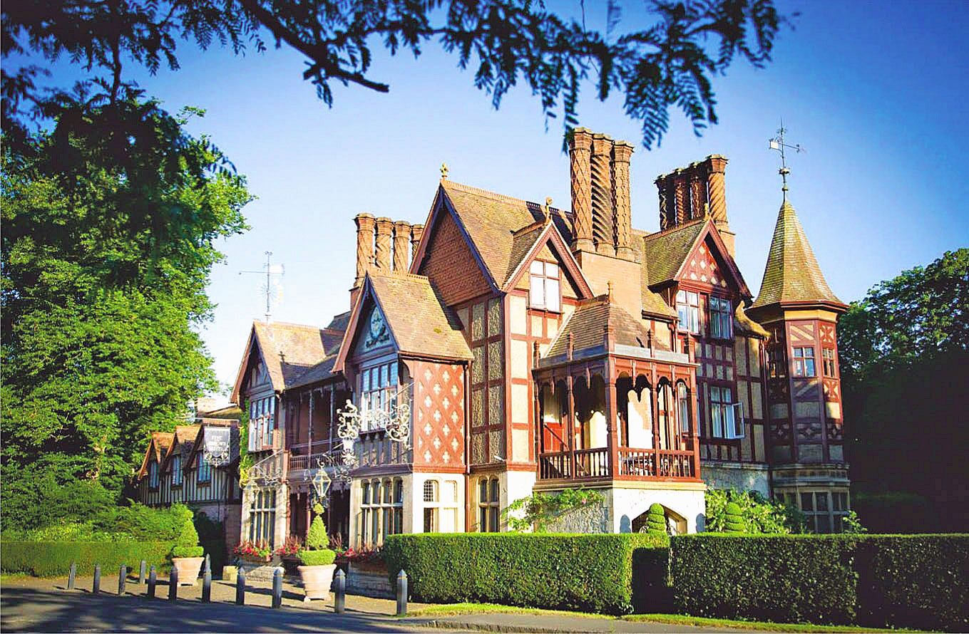 The Five Arrows Hotel, Waddesdon Manor, Buckinghamshire.jpg