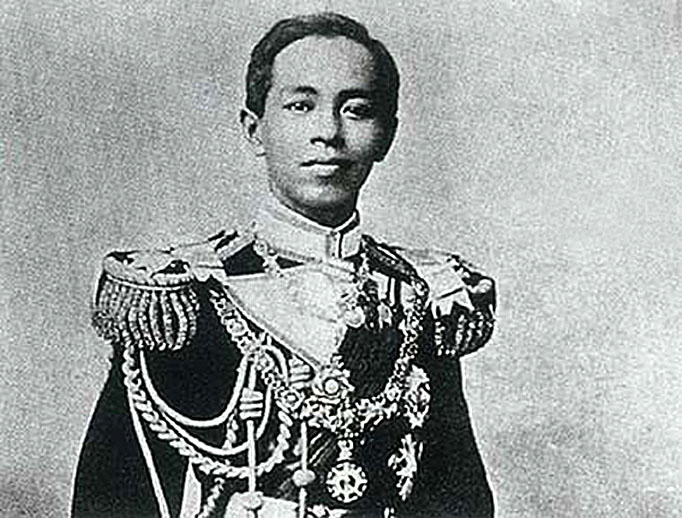 Prince Abhakara Kiartiwingge, 28th chils born to Rama V.jpg