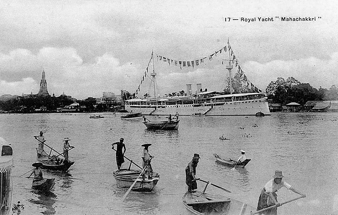 Rama V's Royal Yacht Mahachakri 02.jpg