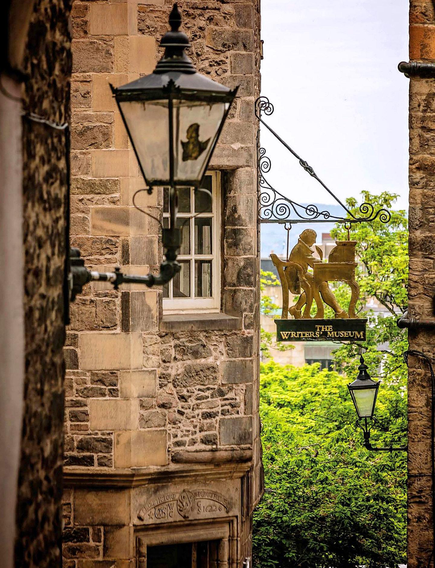 The Writers' Museum in Lady Stair's Close, Lawnmarket, Edinburgh.jpg