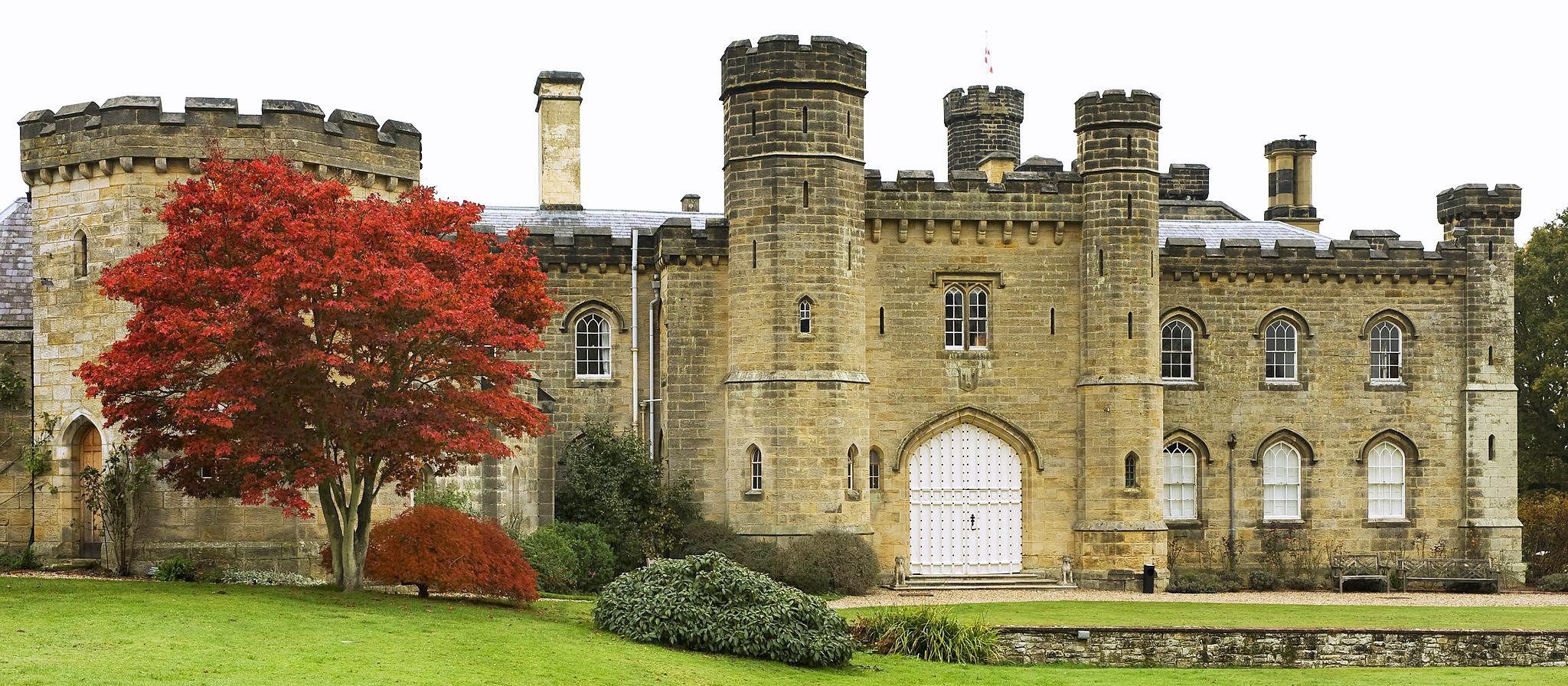 Chiddingstone Castle by Chiddingstone Castle.jpg