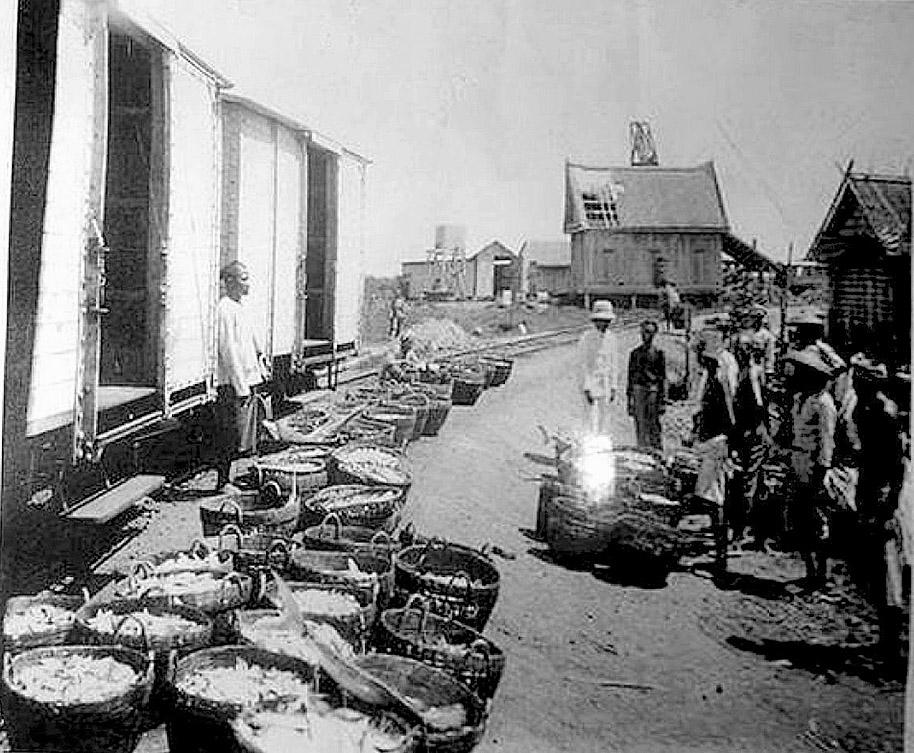 1902 Market transport, Lopburi.jpg